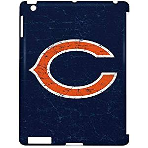 NFL Chicago Bears iPad 2&3 Lite Case - Chicago Bears Distressed Lite Case For Your iPad 2&3