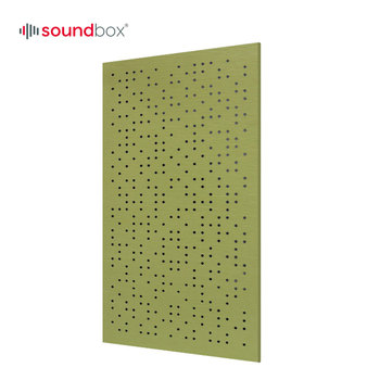 Perforated acoustic panel noise reduction and sound absorption performance for musical practice room,conference hall,gymnasium e
