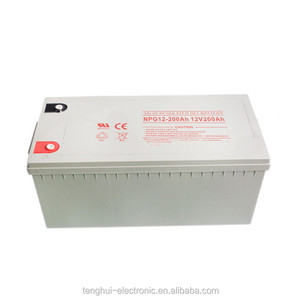 High Quality Super Long Life 12v 600ah deep cycle solar battery with wholesale price