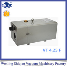 Made in china VT4.25F non oil oilless rotary dry vacuum pump fuel