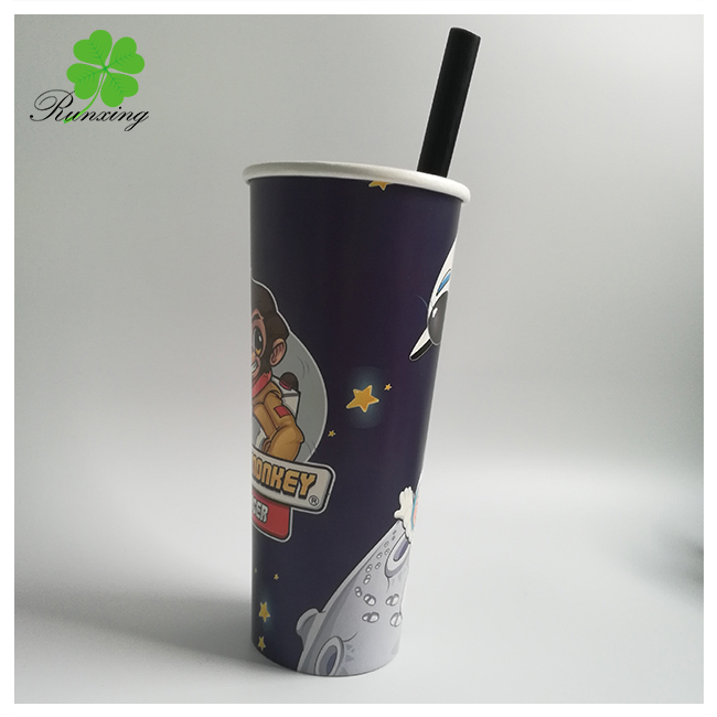 custom different size paper cup with lid ,cold drink cup, hot drink cup