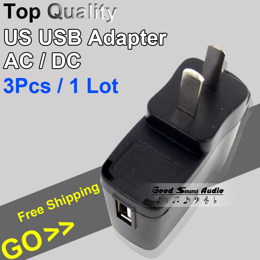 Usa Travel Adaptor With Usb