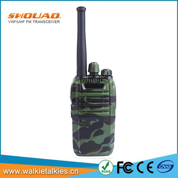 SHOUAO security 5w uhf military radio communication