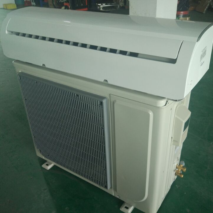 18000BTU high quality <strong>AC</strong>/DC hybrid power wall split solar air conditioner for home