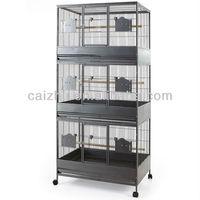 Triple Stackers Breeding Bird Cage, Parrot Cage, Bird Aviary
