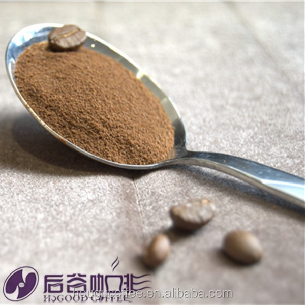 High quality soluble coffee supplier