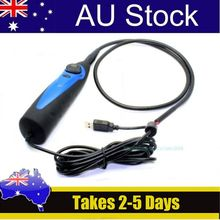 AU!USB Pipe Inspection Camera Borescope 98AT Snake Tube Waterproof Interface Video Endoscope with 7mm