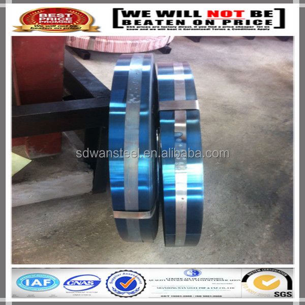 Cold Rolled Hardened and Tempered 65Mn Spring Steel Strip/60Si2Mn Spring Steel Band with Factory Price