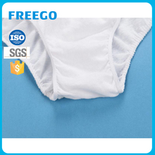 Cotton disposable underwear export for men