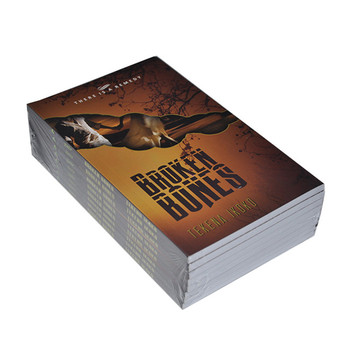 High quality online softcover book printing