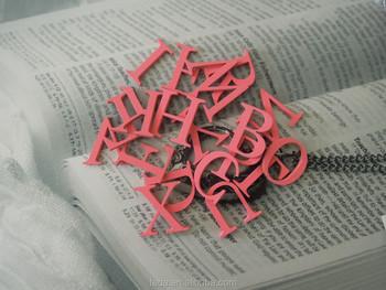Wholesale wooden hanging alphabet letters - Alibaba.com