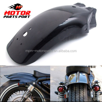 Custom Aftermarket Motorcycle Front And Rear Fender For Kawasaki