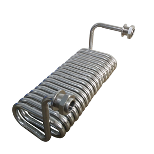 SUS316 Stainless steel air heat exchanger tube for heating or cooling