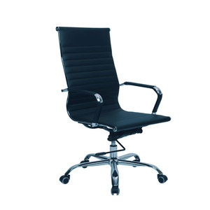Market Cheap Price Plastic Mesh/Leather Flexible Back Office Executive Work Chair For Living Waiting Room