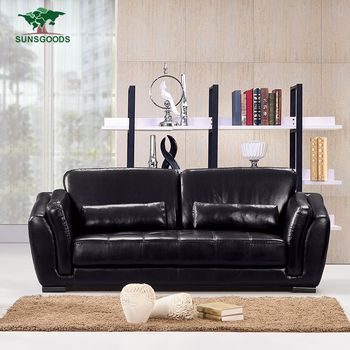 China Manufacturer Italian Style Luxury Leather Sofa Couch