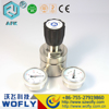 Brass or stainless steel high Flow Oxygen Regulator
