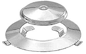 Magma Radiant Plate & Dome Assembly, Marine Kettle 2 Combination Stove & Gas Grill (Original Size), Replacement Part by Magma Products