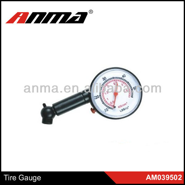 Plastic tire digital tire tread depth gauges