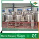 500l stainless steel conical fermenter fresh beer brewing equipment
