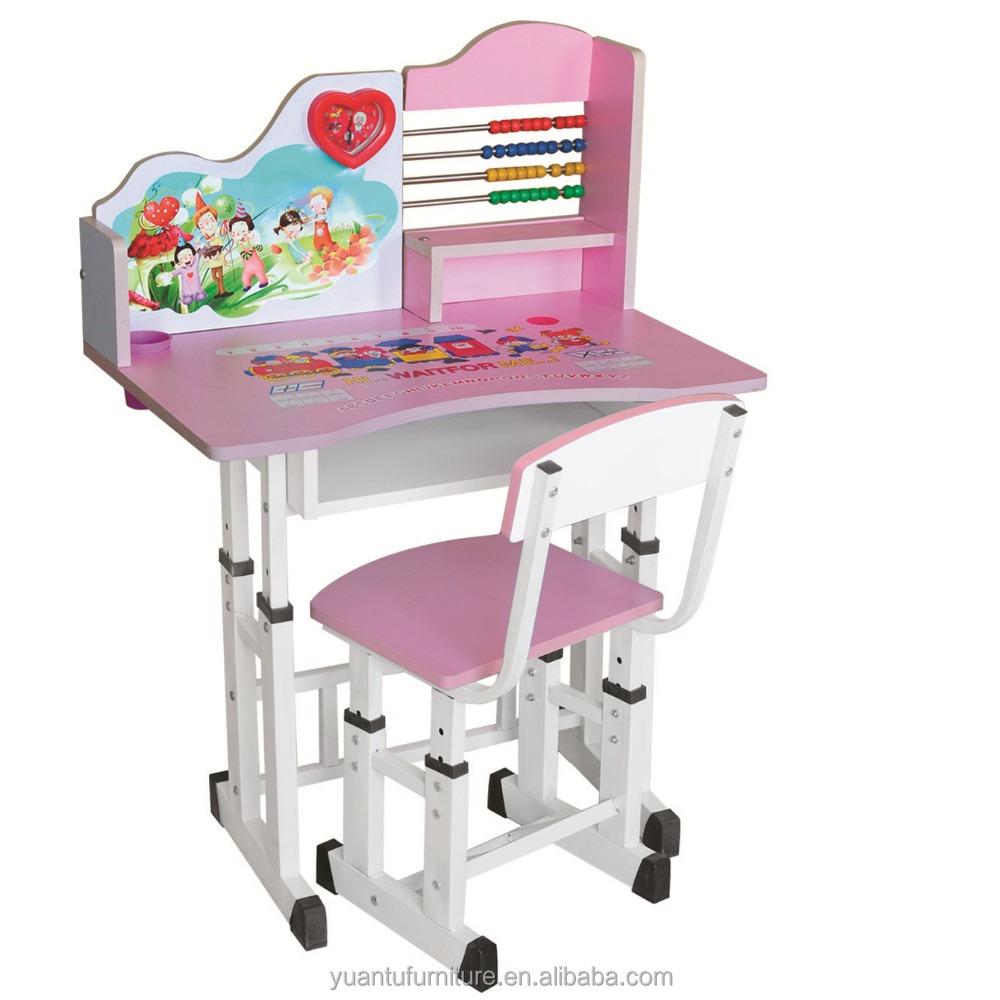 Cool kinderen bureau met stoel in roze kleur kinderen tabellen product id 60336156533 dutch - Bureau kinderen ...