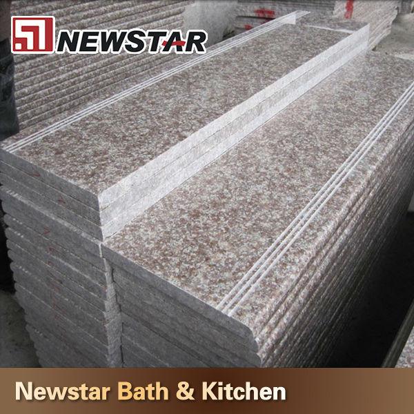Interior anti deslizamiento de escaleras de granito de for Escaleras de granito precios