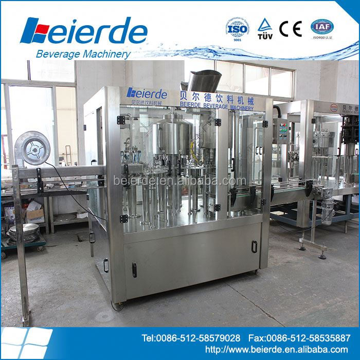 Complete Cup Water Production Line for Plastic Cup