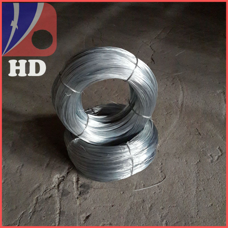 galvanized binding wire for indian market