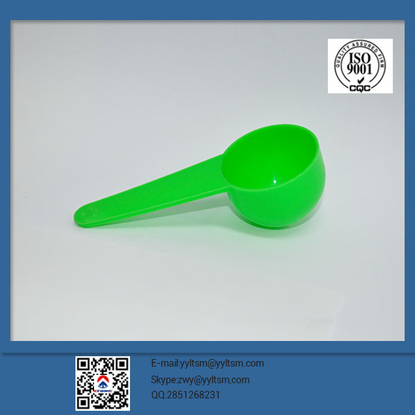 customized color capacity plastic Spoon plastic measuring tool