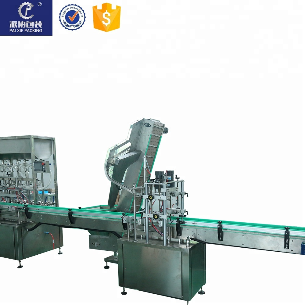 Linear type PET bottling machine cool gear water bottle washing filling capping 3in1 machine made in China