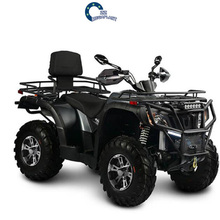 Chain Drive Transmission System and 4 Stroke Engine Type 450cc ATV