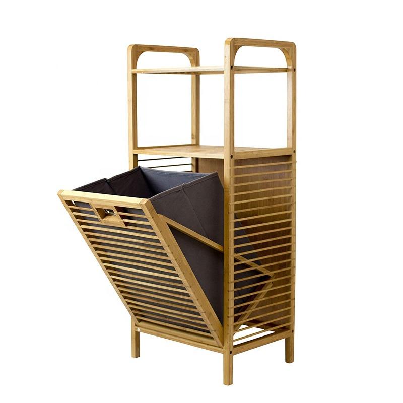 Laundry-Storage-Hamper-Bamboo-Tilt