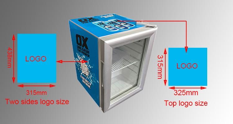 Red Bull Kühlschrank Licht : Led licht innerhalb der glastür minibar red bull fridge promotion