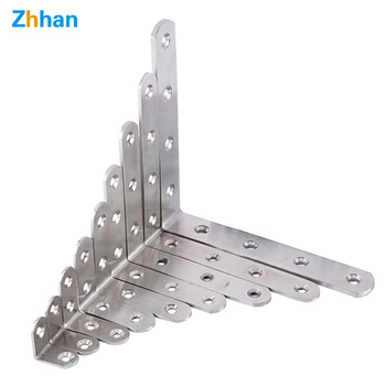 20x20mm Stainless steel Right Angle Bracket Corner Brace, Metal Table Bracket