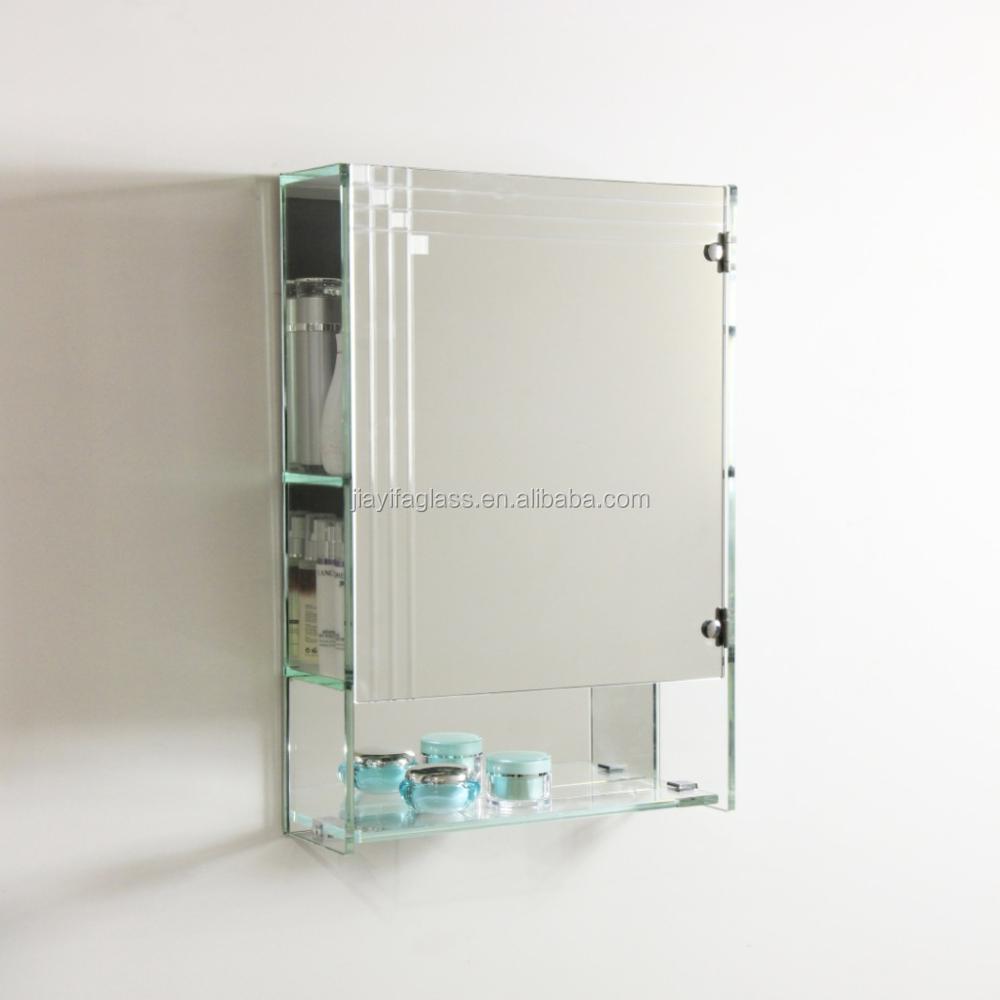 Estanterias de vidrio templado de deslizamiento ba o - Altura mueble bano ...