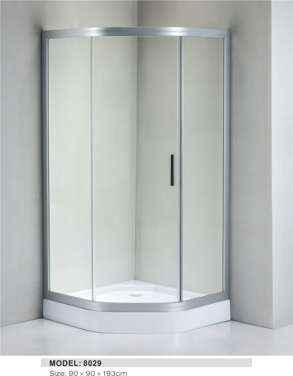 Cheap Price Small Shower Enclosure And Cabin For Adults - Buy Cheap ...