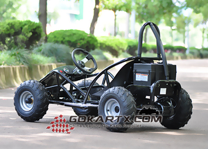 China cheap adult electric go kart