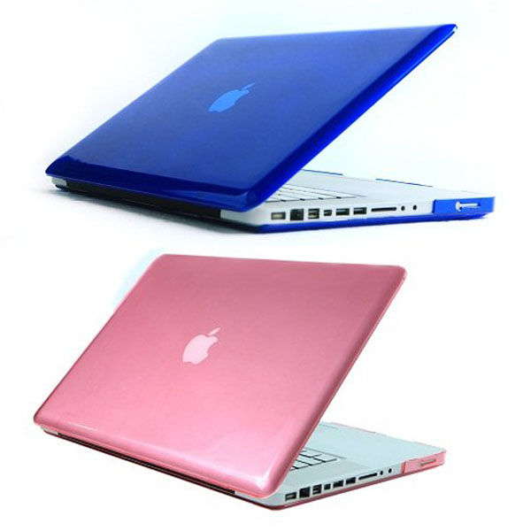 smooth cover crystal shell plastic hard case for macbook pro 13.3 mac book pro case