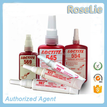 Loctite Msds Of Loctite 542 545 554 565 567 569 577 592 Pipe ...