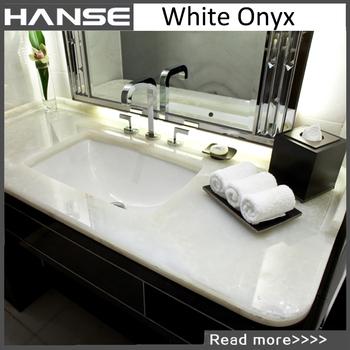 Dubai Marble Countertop Kitchen Price White Onyx