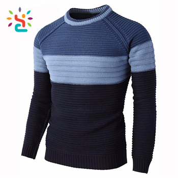 Diseños Suéter Para Niños Mano Punto De Manga Larga Jumper Tops ...