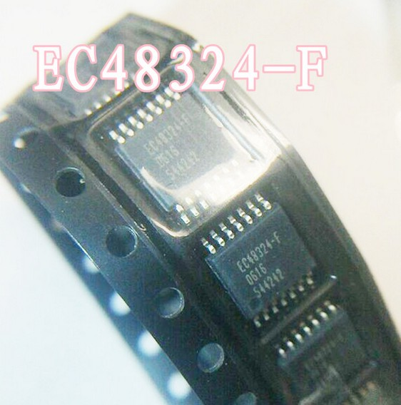Electronic spare parts ic EC48324-FV TSSOP-14 store
