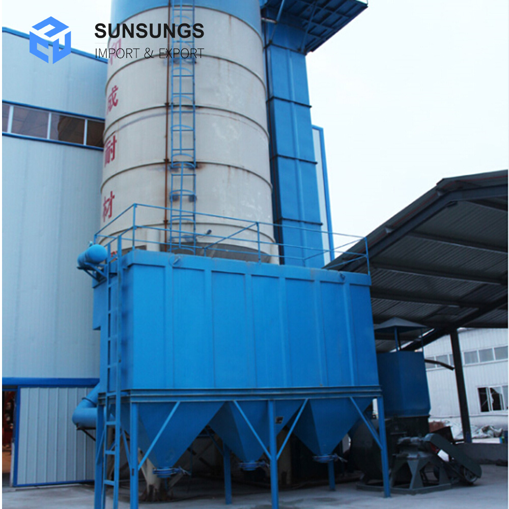 LCDM Long Filter Bag Dust Collector