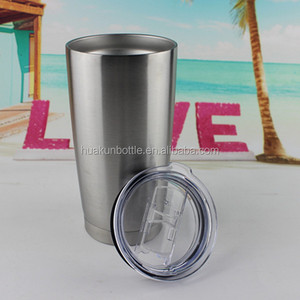 hot sale 20oz double wall vacuum insulated stainless steel coffee tumbler and beer cup custom