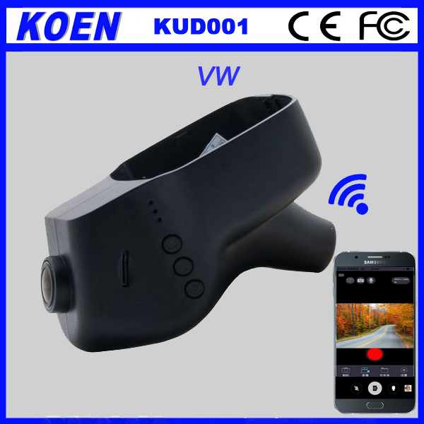 Factory Offer Rearview Mirror Vehicle Traveling Data Recorder HD 1080P 30FPS Original Car DVR Wifi Dash Camera For VW