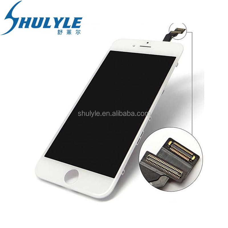 Factory Price High Quality LCD For Iphone 5 LCD Digitizer Assembly For Iphone 5 LCD Screen Black and White
