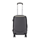 Hot Sale Zipper Abs Pc Cabin Trolley Suitcase Luggage