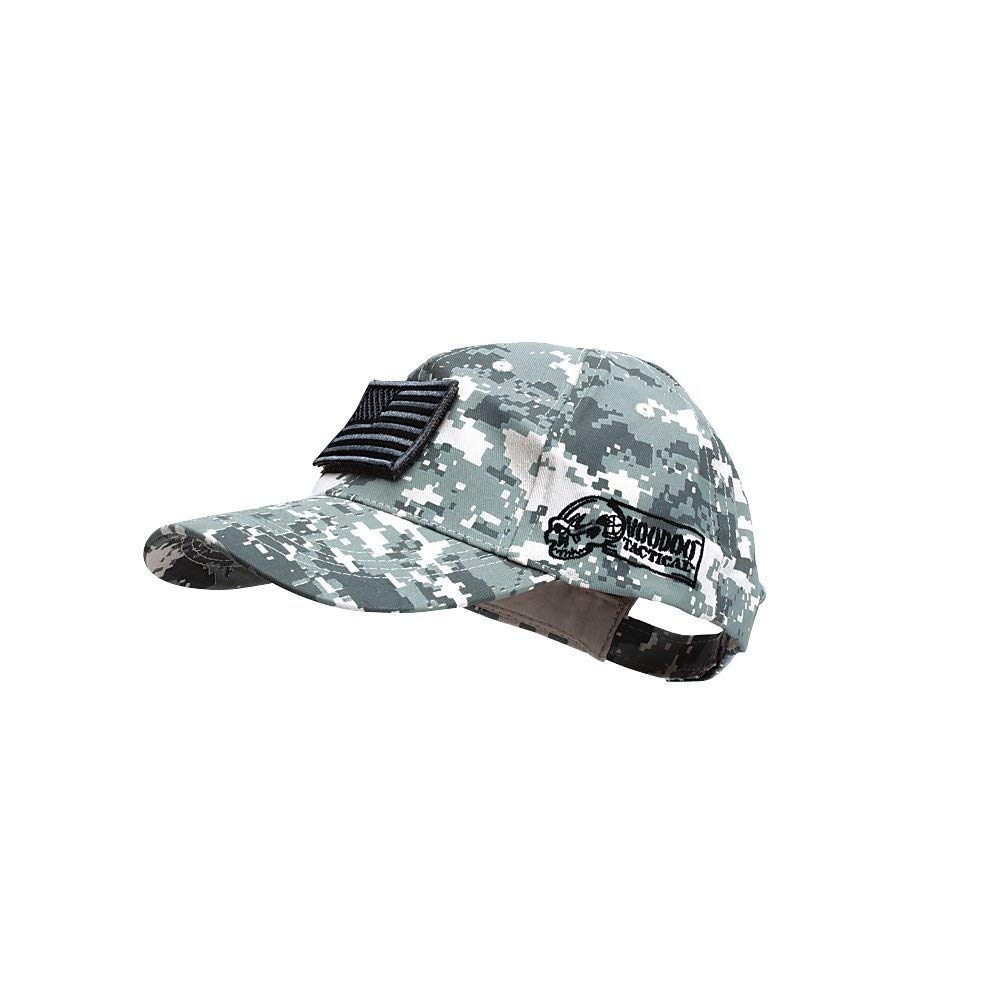 Buy Voodoo Tactical Cap w  Removable USA Flag Velcro Patch in Cheap ... ff20b142b6c6