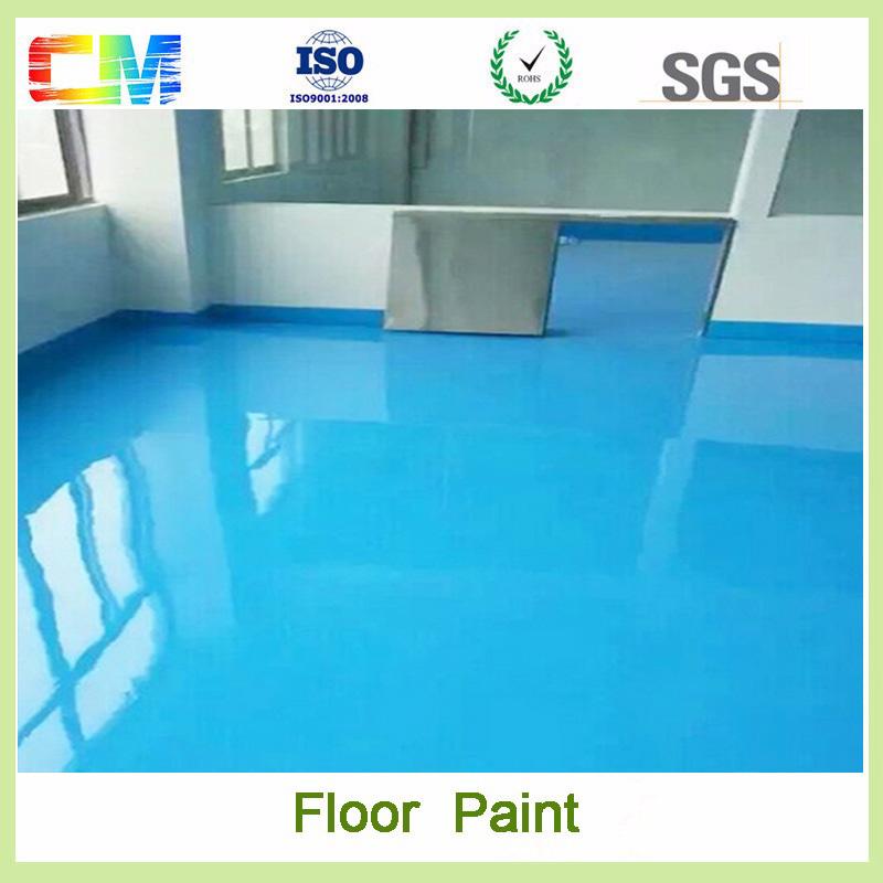 מאוד מפעל מחיר עצמי פילוס צבע רצפת בטון/שרף אפוקסי ציפוי רצפה גומי/גומי EH-63