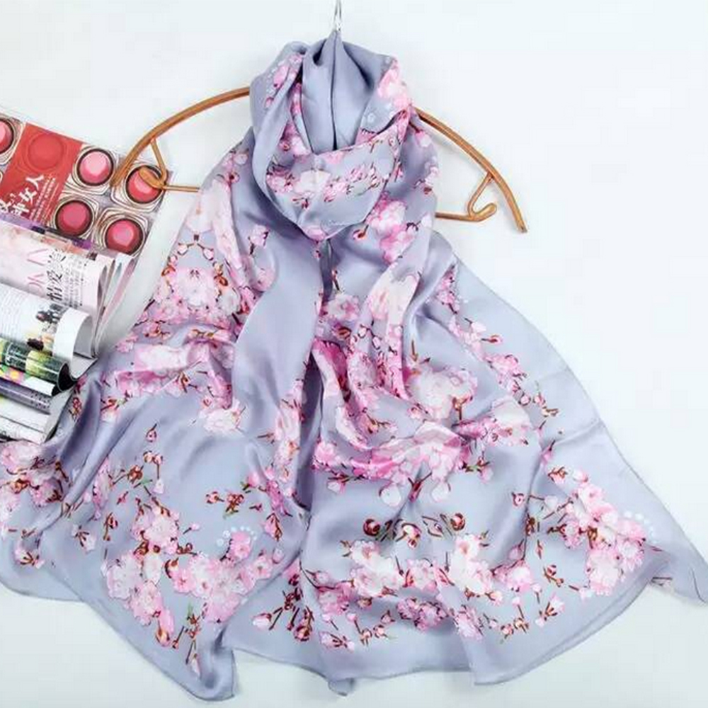 Chinese Silk Hijab Scarf Manufacturers 2017
