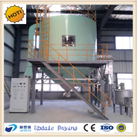 Stevia powder centrifugal spray drying equipment